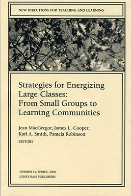 Tl81 Needs Title l Groups to Learning Communities (Issue 81: New DI Rections for Teaching and Learning-Tl) by TL