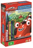 Roary the Racing Car Activity Pack DVD