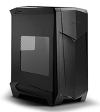 SilverStone Raven RV05B-W ATX Tower Case (Black)