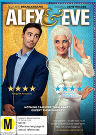 Alex & Eve on DVD