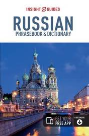 Insight Guides Phrasebook Russian by APA Publications Limited