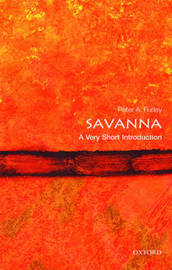 Savannas: A Very Short Introduction by Peter A. Furley image