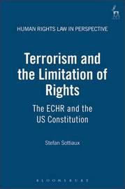 Terrorism and the Limitation of Rights by Stefan Sottiaux image