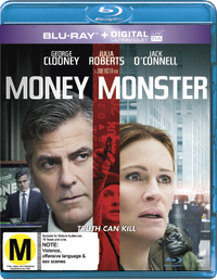 Money Monster on Blu-ray