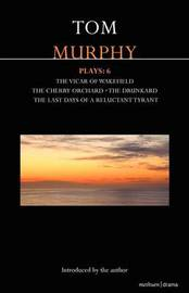 Murphy Plays:6 by Tom Murphy