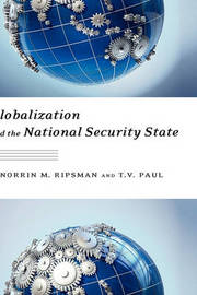 Globalization and the National Security State by T.V. Paul image
