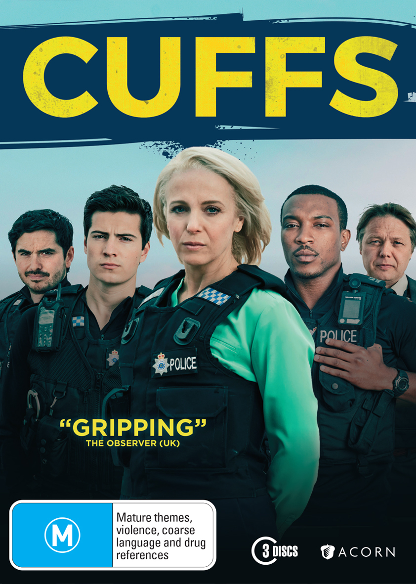 Cuffs - The Complete First Series on DVD image