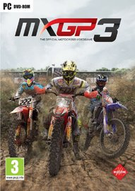 MXGP 3 - The Official Motocross Videogame for PC Games