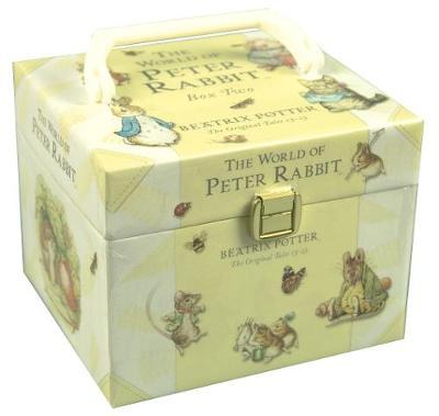 World of Peter Rabbit Giftbox: Tales 13-23 by Beatrix Potter