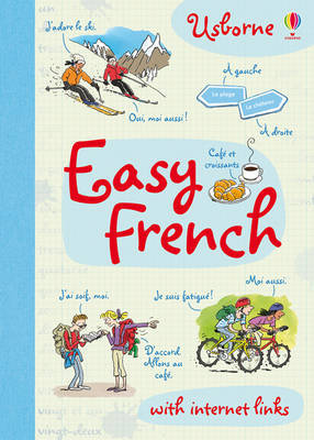 Easy French by Katie Daynes image