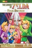 The Legend of Zelda Vol 7: Four of Swords part 2 by Akira Himekawa