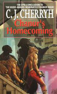 Chanur's Homecoming by C.J. Cherryh image