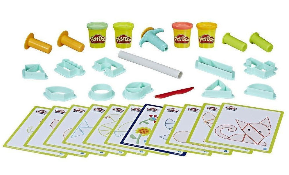 Play-Doh: Academy - Puzzle Solvers Activity Kit image