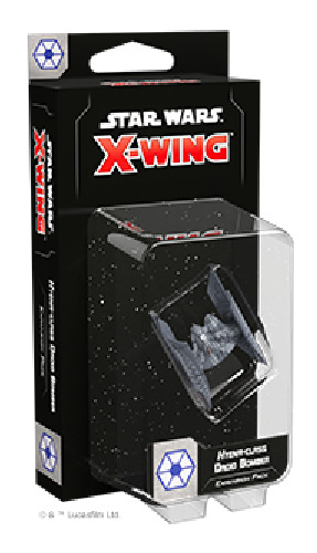 Star Wars X-Wing: Heyna-Class Droid Bomber - Unit Expansion