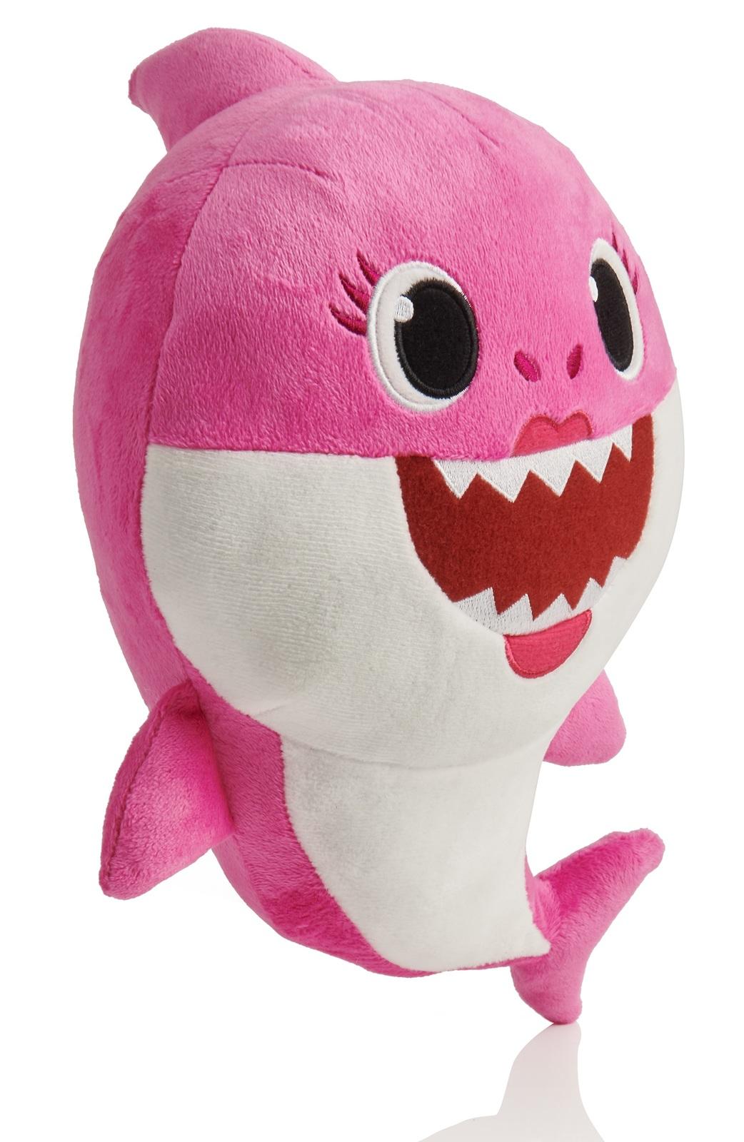 Mommy Shark - Singing Plush image
