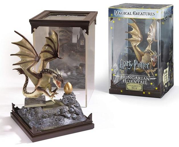 Harry Potter: Magical Creatures Diorama - Hungarian Horntail (No.4)