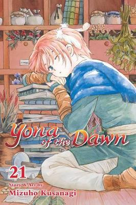 Yona of the Dawn, Vol. 21 by Mizuho Kusanagi