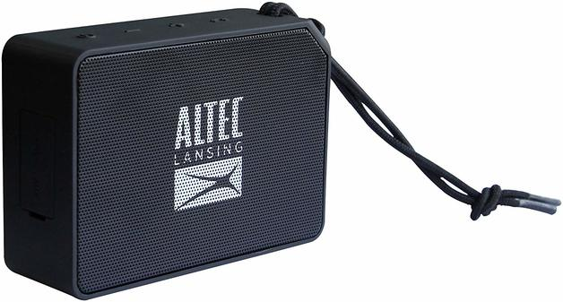 Altec Lansing One Bluetooth Speaker - Black