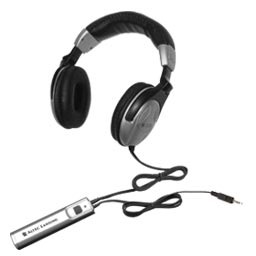 Altec Lansing AHP712 Headphones
