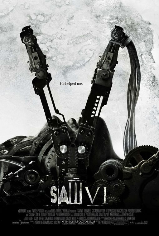 Saw VI on DVD