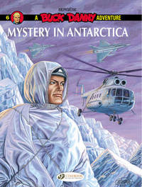 Mystery in Antarctica by Francis Bergese