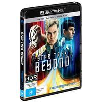 Star Trek Beyond on Blu-ray, UHD Blu-ray image
