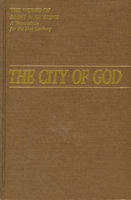 The City of God (De Civitate dei): Vol. 7, Part I by Edmund Augustine image