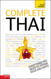 Complete Thai Beginner to Intermediate Course by David Smyth image