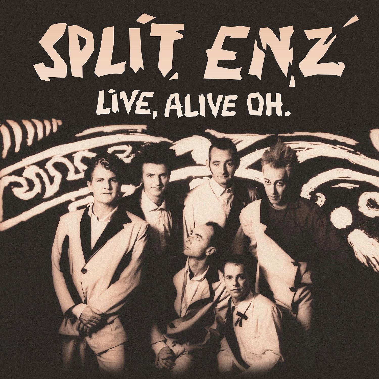 Live Alive Oh by Split Enz image