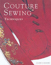 Couture Sewing Techniques by Claire B. Shaeffer image