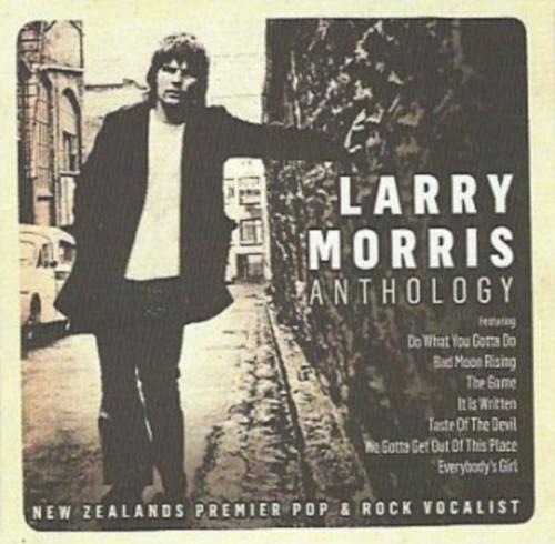 Anthology by Larry Morris image