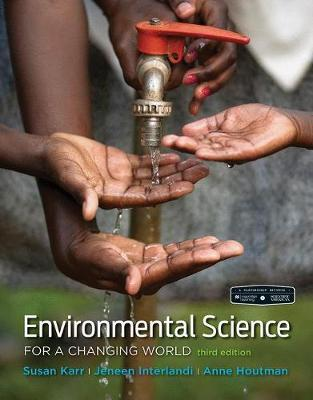 Scientific American Environmental Science for a Changing World by Susan Karr