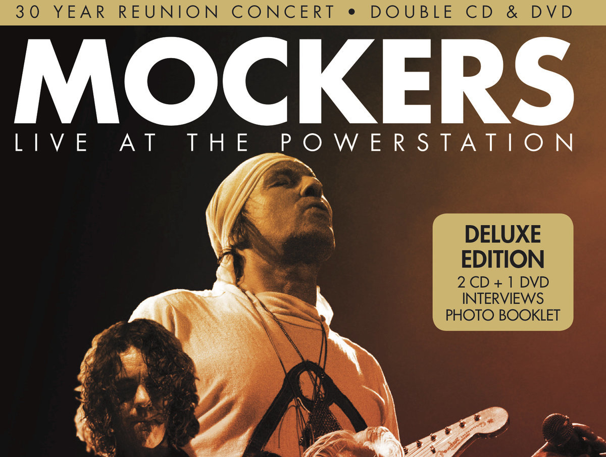 Live At The Powerstation by The Mockers image