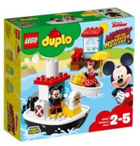 LEGO DUPLO: Mickey's Boat (10871)