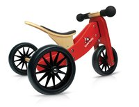 Kinderfeet: Tiny Tot - 2-in-1 Bike (Red)
