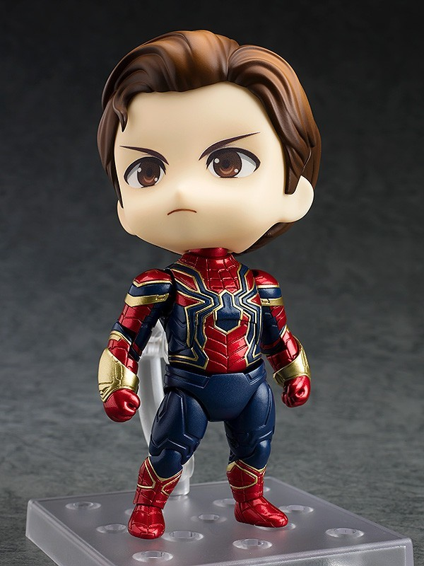Nendoroid Spider-Man: Infinity Edition (Avengers: Infinity War) - Articulated Figure image