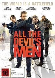 All The Devil's Men on DVD