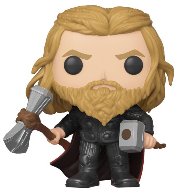 Avengers: Endgame - Thor (Mjolnir & StormBreaker) Pop! Vinyl Figure