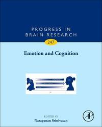 Emotion and Cognition: Volume 247 by A.V. Srinivasan