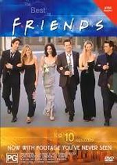Friends, Best Of: Volume 1 & 2 on DVD
