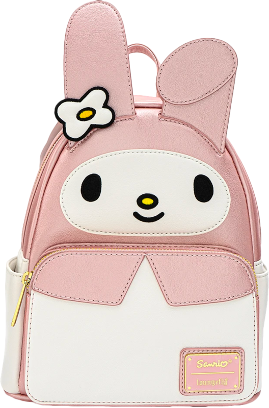 Loungefly: Hello Kitty - My Melody Mini Backpack