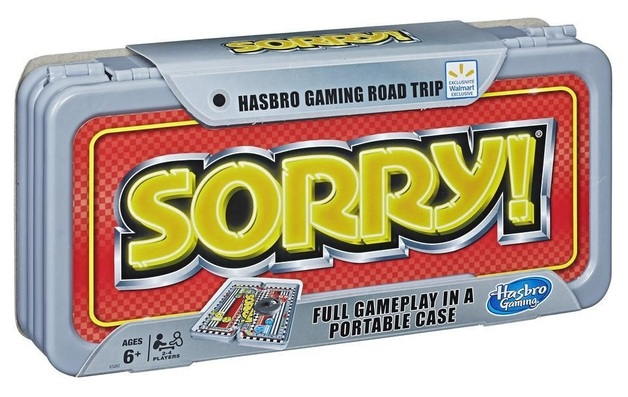 Sorry! - Road Trip Edition