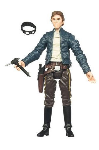 "Star Wars: 3.75"" Vintage Figure - Han Solo (Bespin)"