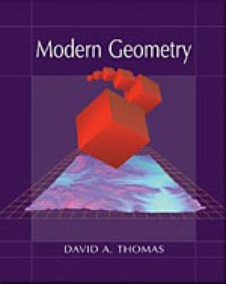 Modern Geometry by David Thomas image