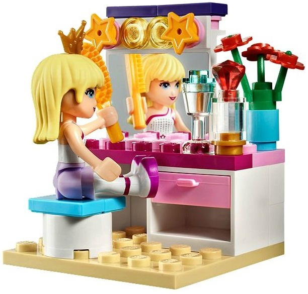 LEGO Friends - Rehearsal Stage (41004) image