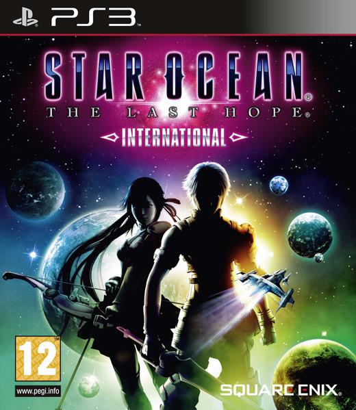 Star Ocean: The Last Hope - International for PS3