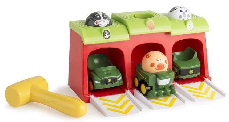 John Deere: Wack Em' Tractors image