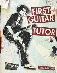 First Guitar Tutor by Terry Burrows image