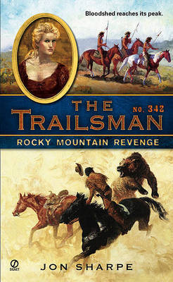 Rocky Mountain Revenge by Jon Sharpe