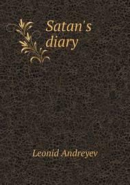 Satan's Diary by Herman Bernstein